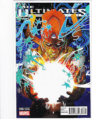 The Ultimates #6 variant rare HTF