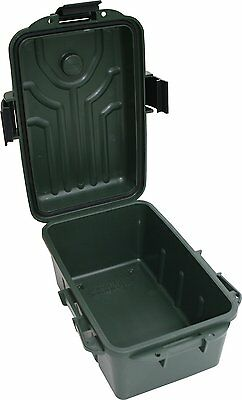 WATER RESISTANT SURVIVOR DRY KIT box SAS Case army bushcraft MTM CASE GARD large