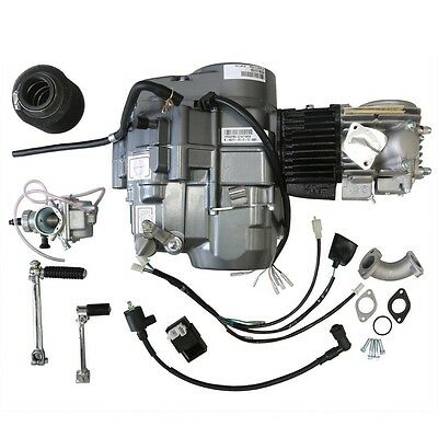 Lifan 140cc  Engine Motor Manual Clutch for Thumpster Atomik Dirt Pit Trail Bike