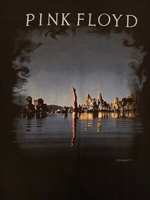Rare PINK FLOYD shirt Vintage Mid 1990s Wish You Were Here Near Mint~Large