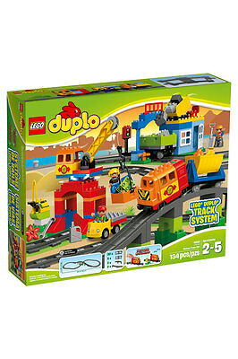 NEW Lego Duplo Deluxe Train Set 10508
