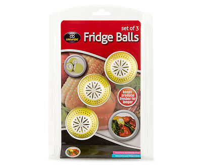 Set of 3 Fridge Balls