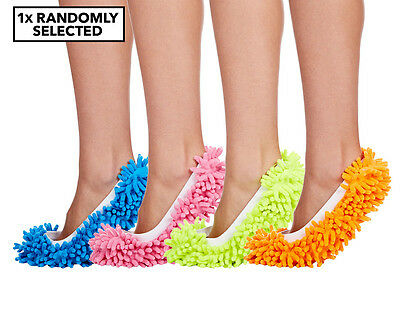 Lazy Housekeeper Mop Slippers - Randomly Selected