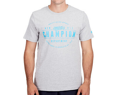 Champion Men's VT Department Tee - Oxford Heather