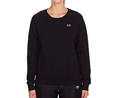 Champion Women's Logo Crew - Black