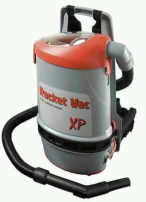 Hako XP Rocket Vac Backpack Vacuum Cleaner. FREE SHIPPING