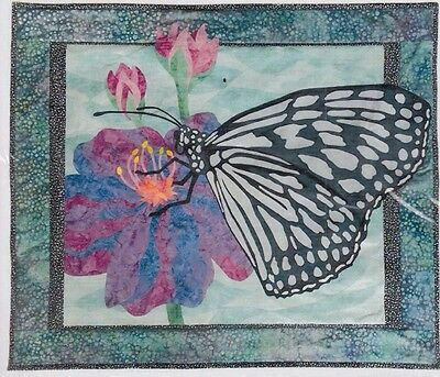 Butterfly Fantasy - beautiful pieced & applique quilt PATTERN