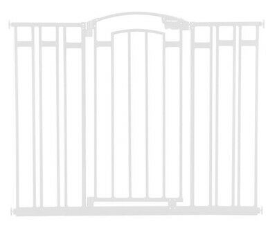 The First Years Extra Tall & Wide Gate - White