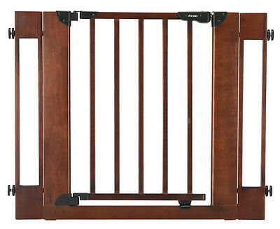 The First Years Home Décor Wooden Gate - Brown