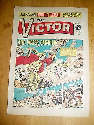 INDIAN ARMY  IN IRAQ  v ARABS  WW1 COVER STORY VICTOR COMIC 1972
