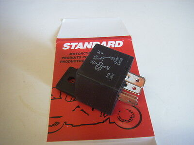 Standard Parts Starter Relay with Doide Harley-Davidson 1993 to 2010 5 pin 17518