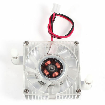 HE527 40mm 2 Pin Video Graphics VGA Card GPU Cooler Cooling Fan Heatsink *UK*