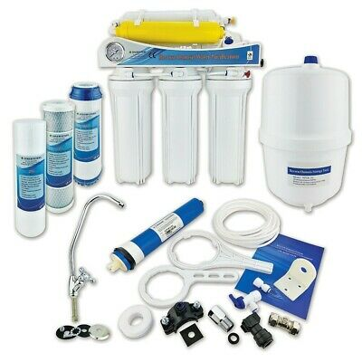 Finerfilters Domestic Undersink 6 Stage Reverse Osmosis System