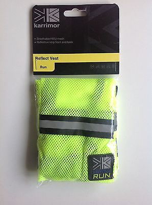 Ron Hill High Viz Mesh Reflective Running Vest - RRP £9.99