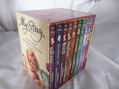 My Story - Box Set - Historical Diaries 10 Books