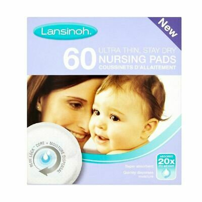 Lansinoh 60 Nursing Pads 1 2 3 6 Packs