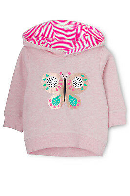 NEW Sprout Girls Hoodie Lt Pink
