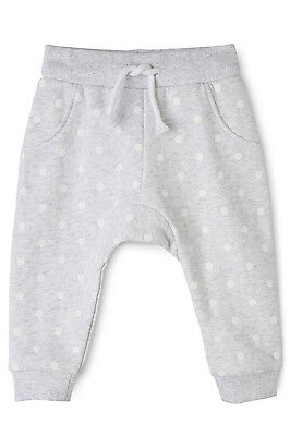 NEW Sprout Essentials Trackpant Grey Marle