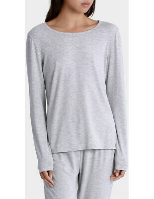 NEW Soho 'Core Essentials' Long Sleeve Top SSOW17072 Grey Marle