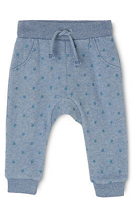 NEW Sprout Girls Trackpant Blue Marle