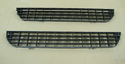 1969 Gto Valance Panel Grilles,pair