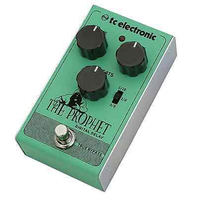 TC Electronic The Prophet Digital Delay Guitar Pedal