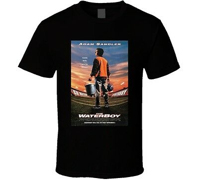 The Waterboy Cool 90's Comedy Vintage Classic Movie Poster Fan T Shirt
