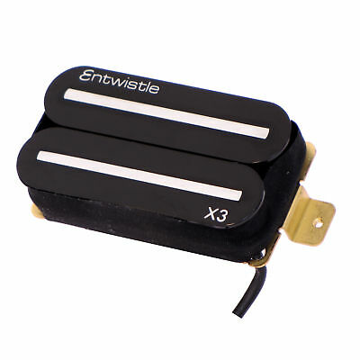 an Entwistle X3 humbucker pickup