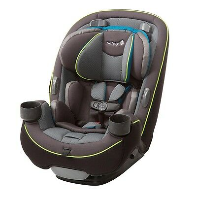 Safety 1st Grow and Go 3 In 1 Baby to Toddler Convertible Car Seat, Port Royal