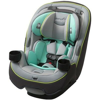Safety 1st Grow and Go 3 In 1 Baby to Toddler Convertible Car Seat, Vitamint