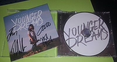 RARE! Our Last Night by YOUNGER DREAMS Signed Autographed CD by All!