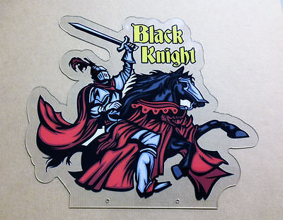 Williams BLACK KNIGHT Pinball Machine CUSTOM Knight TOPPER