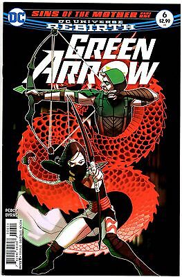 Green Arrow Rebirth #6. Combine shipping on multiple items!