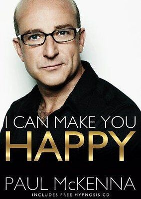 I Can Make You Happy by Paul McKenna 9780593064047 (Paperback, 2011)