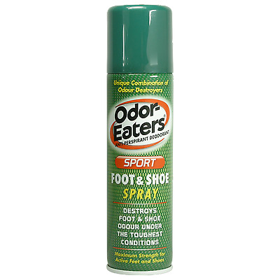 Odor Eaters Foot & Shoe Spray Sport 150ml - UK Mainland Delivery Only