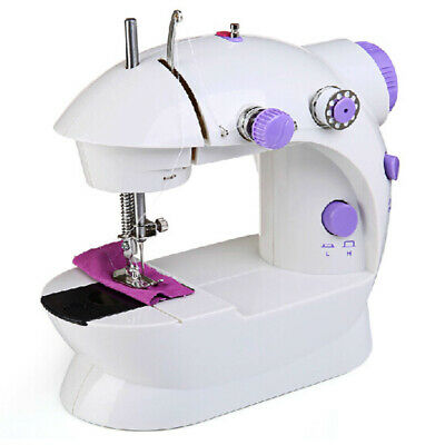 Mini Desktop Multifunctional Electric Sewing Machine Household Double Stitches S