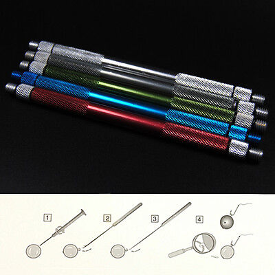 4Colors Aluminum Alloy Needle Bait Tools Multiple Function Boilie Loading Device