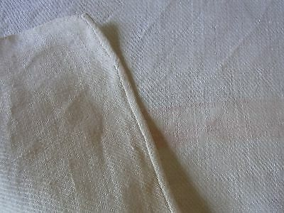 TORCHON N02 ANCIEN Chanvre fin Liteau 68X115 CM OLD HEMP CLOTH Pano de canamo