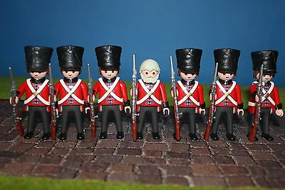 Engländer  TOP Zustand Uniform Napoleon   Custom      Playmobil    # 2