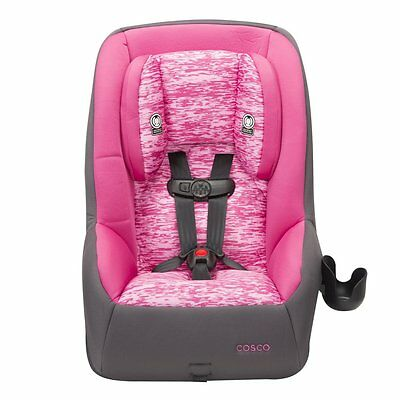 Cosco Mighty Fit 65 DX 65 lbs. Max Convertible Car Seat, Heather Rose | CC173EEG