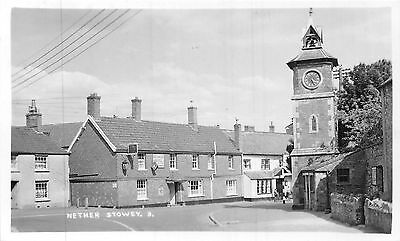 Postcard  Somerset   Nether  Stowey      Rp