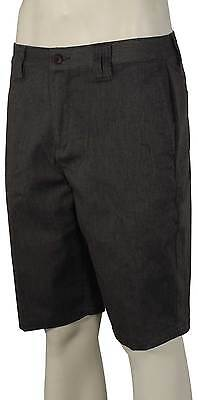 O'Neill Contact Stretch Walk Shorts - Dark Charcoal - New