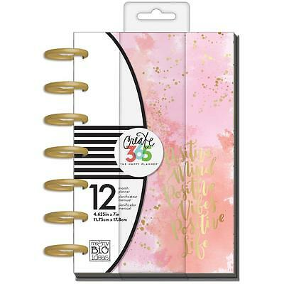 MAMBI The MINI Happy Planner - 12 Mths Undated - Live Loud