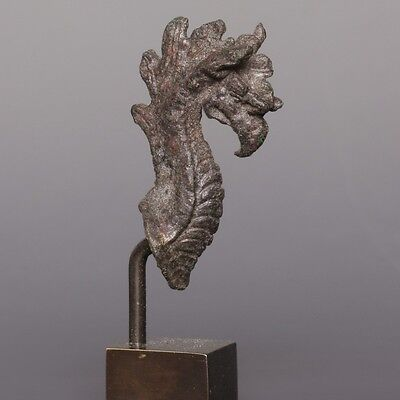 Bronze Griffin Head