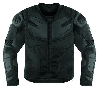 Icon Mens Overlord Resistance Textile Jacket 2013