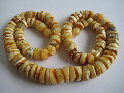 Bernsteinkette Baltic Amber Necklace Butterscotch-Yellow