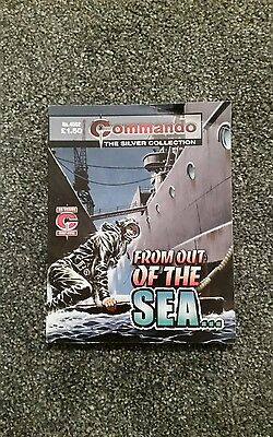 Commando Comic - No 4562 (January 2013) From Out Of The Sea... - War Collectable