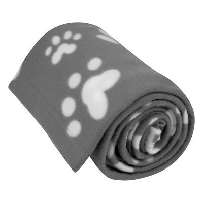 Evelots Large Fleece Pet Blanket 60 x 40 Inches, For Cats & Dogs, Ass't Colors