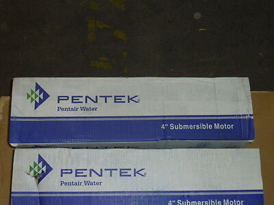 "NEW Pentair P43B0020A2-C Pentek 4"" Submersible Motor Stainless Steel 2 HP 230V"