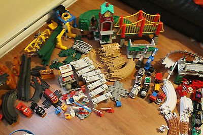 Geo trax City set Only, Complete and working